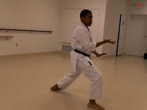 ASKA- American Shotokan Karate Academy-Kata Empi