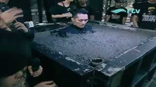 Download Video Demian buried alive in concrete for 50 hours | THE PERFECT ESCAPE [ MAY 22nd 2015 ] MP3 3GP MP4