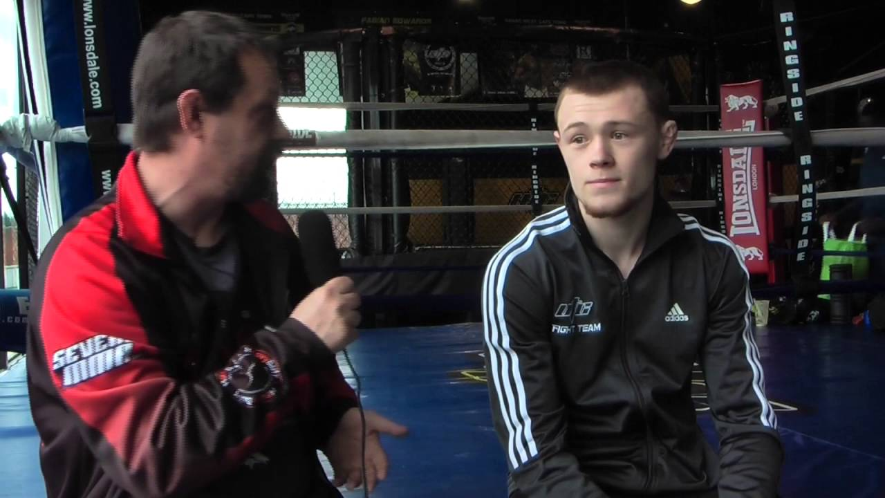 Jake Hadley interview with Severe MMA ahead of Shinobi FC