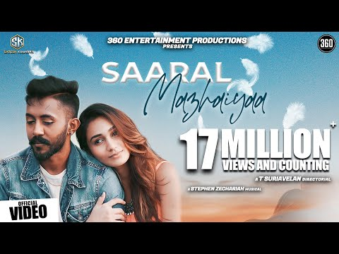 Video Saaral Mazhaiyaa - JOE Official Video - Suriavelan | Stephen Zechariah | Raghadeepan download in MP3, 3GP, MP4, WEBM, AVI, FLV January 2017