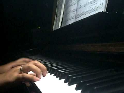 แพ้ใจ ใหม่ เจริญปุระ (เปียโน) Piano