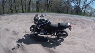 8. 2007 BMW R1200R Motorcycle, 109 HP, 86 Torque, Review in the Twisties