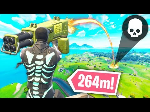 Reddit wtf - *WORLD RECORD* LONGEST QUAD LAUNCHER KILL! (264M)  Fortnite Funny Fails & WTF Moments #65