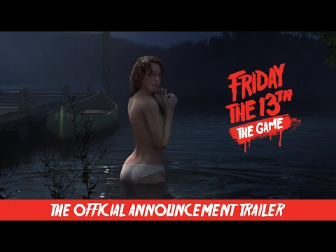 Friday the 13th: The Game Trailer