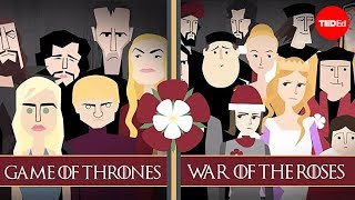The wars that inspired Game of Thrones – Alex Gendler