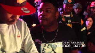 Alliance Battle League | Stuey Newton vs. Jraze