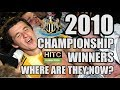 Newcastle United 39 S 2010 Championship Winners Where Are They Now