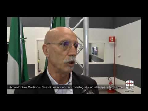 GENOVA : NASCE CENTRO SPECIALISTICO GASLINI-SAN MARTINO