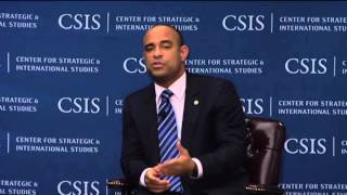 Statesmen's Forum: His Excellency Laurent Lamothe, Prime Minister of Haiti