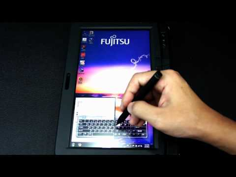 Fujitsu Lifebook T580 by NotebookSpec