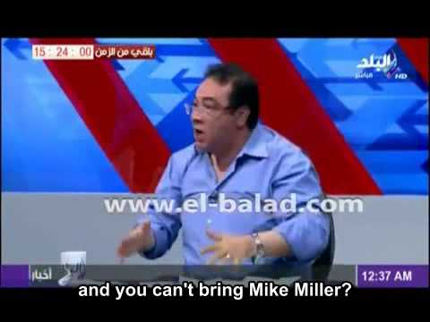 Saturday Morning Cartoons: This Egyptian 'Thunder fan' has opinions