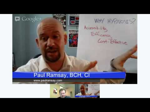 World Hypnotism Day Hangout Series: Why Use Hypnosis?