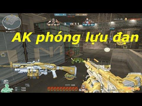 [ Bình Luận CF ] AK47-Buster - Siêu nâng cấp - Tiền Zombie v4 - Thời lượng: 10:02.