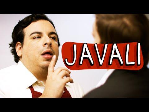 Encarcerado no Javali