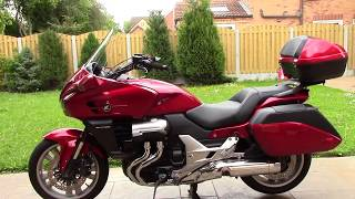 4. Honda CTX 1300 part 1
