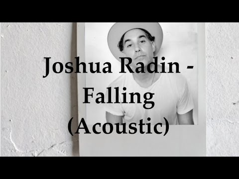 Falling Acoustic Lyric Video