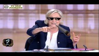 Video Marine Le Pen [ Best Montage ] MP3, 3GP, MP4, WEBM, AVI, FLV Mei 2017