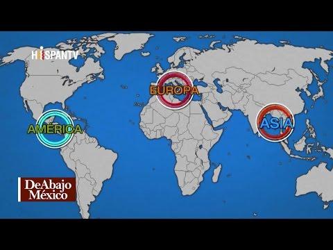 El caos de la Migración en el Mundo | Medio Oriente, México y Asia