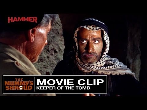 The Mummy's Shroud / Keeper Of The Tomb (Official Clip)