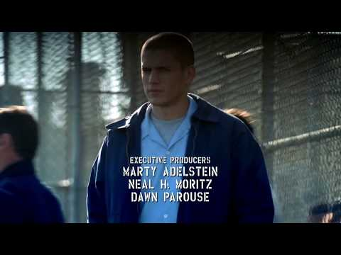 Prison Break (S01E01) - Scofield meets T-bag for the First Time