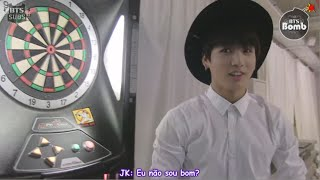 [Bangtan Bomb] Jungkook rei do dardo Video