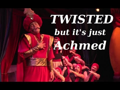 Twisted but it's just Achmed