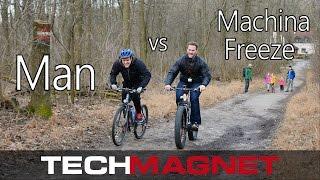 KTM Macina Freeze - The best offroad ebike - A true offroad beast