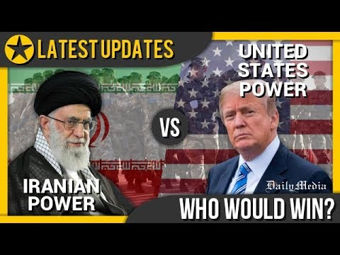 Iran vs United States - Military Power Comparison 2018 (Latest Updates)