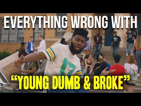 Video Everything Wrong With Khalid -