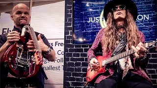Hill Country Blues Guitar at Winter NAMM 2019