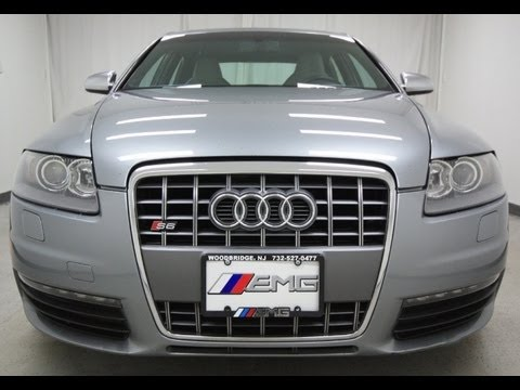 Audi S6 5.2 V10 Quattro Test Drive & Vehicle Overview
