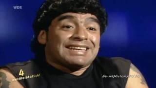 Fussball WM - Helden [7] Diego Maradona