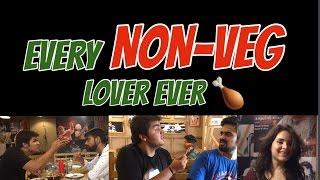 Video Every NON-VEG lover ever | Ashish Chanchlani MP3, 3GP, MP4, WEBM, AVI, FLV April 2018