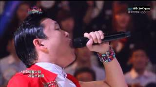[120728] PSY - GANGNAM STYLE - live