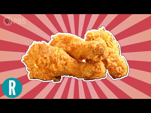 The Science Behind Why Battered and Deep Fried Chicken Is So