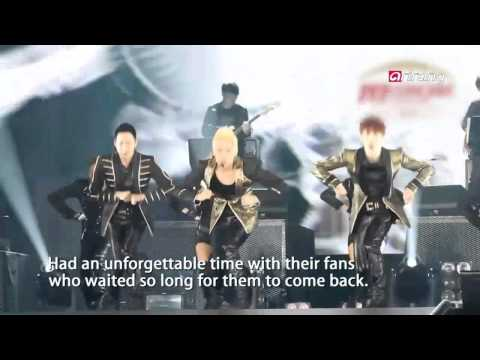 Concert - Showbiz Today EXO SUCCESSFULLY HOLDS FIRST SOLO CONCERT IN SINGAPORE JYJ PERFORMS FOR 8000 CHINESE FANS KUNDO: AGE OF THE RAMPANT RELEASED IN NORTH AMERICA Showbiz Today 엑소, 싱가포르...