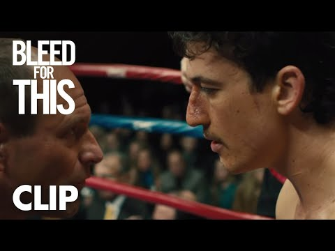 Bleed for This (Clip 'He Don't Hit Like a Girl')