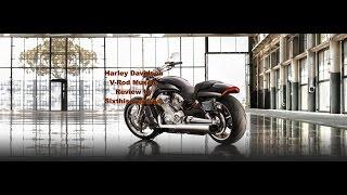 10. Harley V Rod Muscle Review 6IOD Motovlog