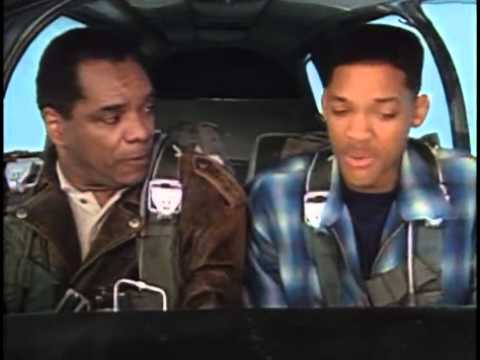 Fresh Prince of Belair- Season 4 - Harder they fall- Ft Late John Witherspoon