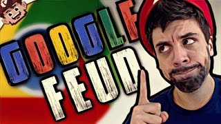 Welcome to GOOGLE FEUD! (ft. Chilled and GaLm)