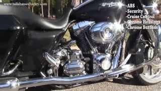 10. Used 2008 Harley Davidson FLHX Street Glide
