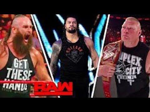 WWE RAW 30 July 2018 Highlights HD – WWE Monday Night RAW 7/30/2018 Highlights HD