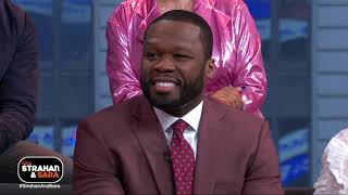 "Video The Cast Of ""Power"" On ""Strahan And Sara""! - Full Interview MP3, 3GP, MP4, WEBM, AVI, FLV Juli 2019"