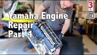 7. 2015 Yamaha FX Cruiser SVHO Engine Repair Part 4 of 5
