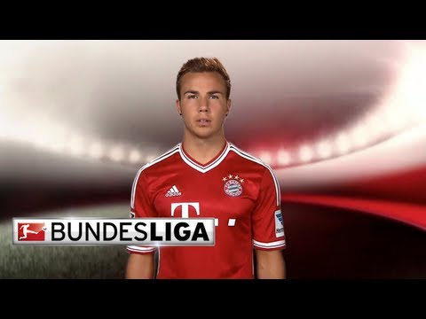 Mario Götze – Top 5 Goals