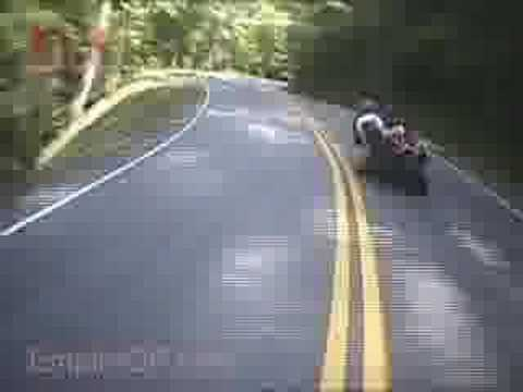 EmpireGP Crew Dragging Knee at Deals Gap