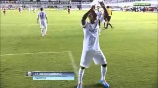 Atacante formado nas categorias de base do time do Santos F.C.
