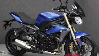 5. 2013 TRIUMPH STREET TRIPLE 675 ABS  - National Powersports Distributors