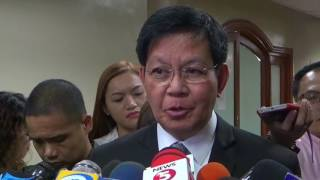 Lacson: Submission of project proposals violates SC ruling on PDAF