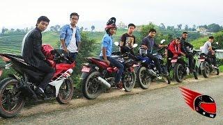 Nagarkot Nepal  city photos : Bike Trip to Nagarkot Bhaktapur, Nepal | Motovlog | Travel Vlog